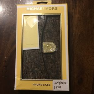 Michael kors iPhone 8plus case